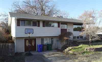 Lewiston, Clarkston Single Family Home For Sale: 2214 7th St Court
