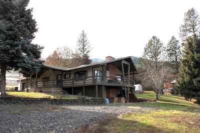 Orofino Single Family Home For Sale: 365 128th St