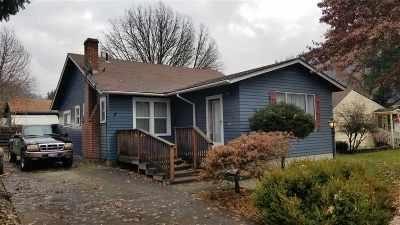 Orofino Single Family Home For Sale: 216 F Street