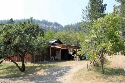 Orofino ID Single Family Home For Sale: $143,500