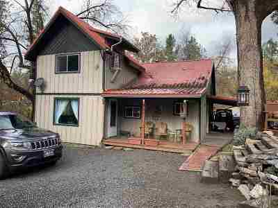 Orofino ID Single Family Home For Sale: $169,900