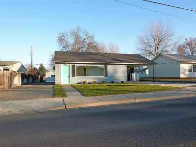 Clarkston WA Single Family Home For Sale: $145,000