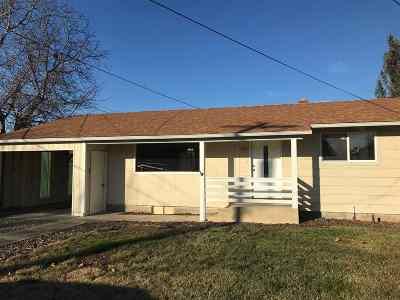 Lewiston Single Family Home For Sale: 1811 Alder Ave
