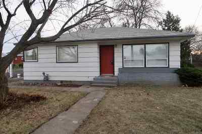 Lewiston Single Family Home For Sale: 614 Burrell Avenue