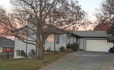 Lewiston Single Family Home For Sale: 2407 14th Street