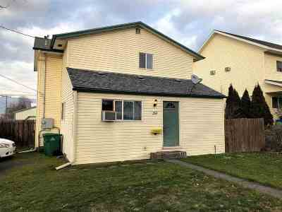 Lewiston Single Family Home For Sale: 1403 18th Ave