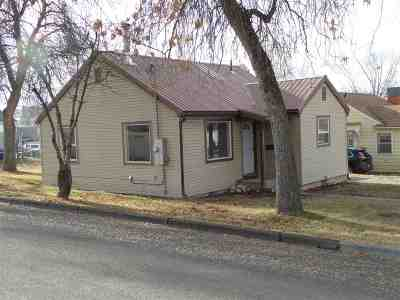 Grangeville Single Family Home For Sale: 124 E. S. 6th Street