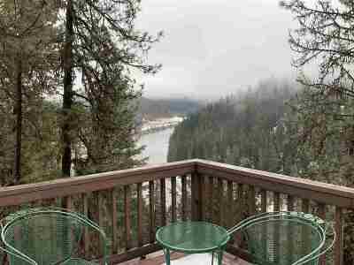 Kooskia Single Family Home For Sale: 172 Suttler Creek Road