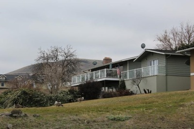 Single Family Home For Sale: 3256 Riverside Drive