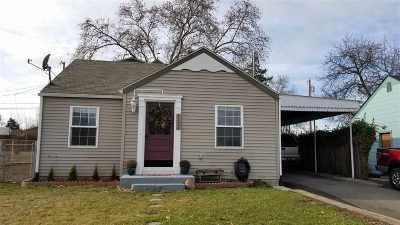 Lewiston, Clarkston Single Family Home For Sale: 1126 10th Street