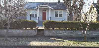 Lewiston, Clarkston Single Family Home For Sale: 1408 13th Ave