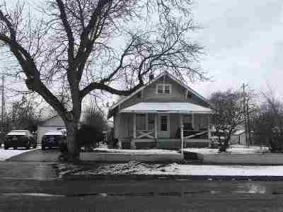 Lewiston, Clarkston Single Family Home For Sale: 420 6th Street
