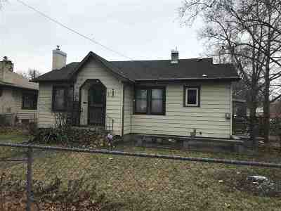 Lewiston, Clarkston Single Family Home For Sale: 1027 11th Avenue