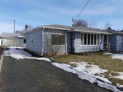 Single Family Home For Sale: 3407 10th Street