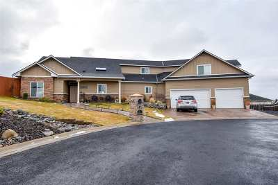 Lewiston Single Family Home For Sale: 500 Knollcrest Ct