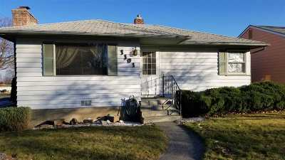 Clarkston WA Single Family Home For Sale: $160,000