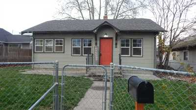 Lewiston Single Family Home For Sale: 1421 10th Ave.