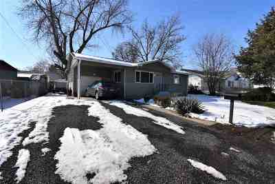 Single Family Home For Sale: 1203 20th Avenue