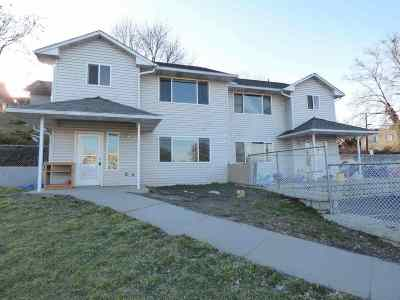 Lewiston Multi Family Home For Sale: 1650 9th Avenue