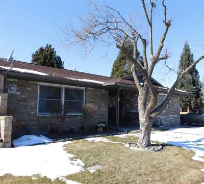 Single Family Home For Sale: 3438 7th St D