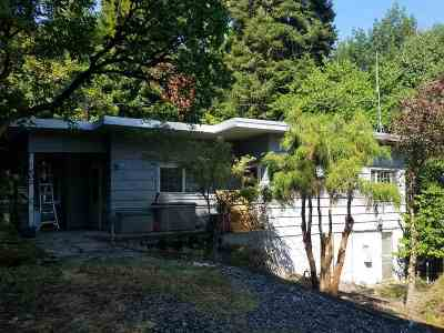 Kooskia Single Family Home For Sale: 402 Clearwater Street