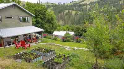 Orofino ID Single Family Home For Sale: $449,000
