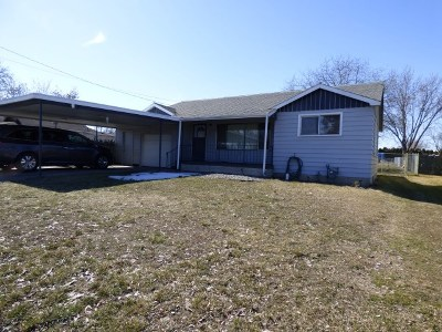 Single Family Home For Sale: 1230 13th Street