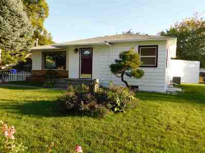 Single Family Home For Sale: 838 Burrell Avenue