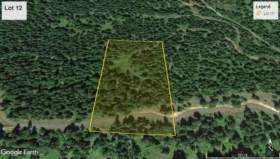 Lenore Residential Lots & Land For Sale: tbd Lot 12 Bland Road