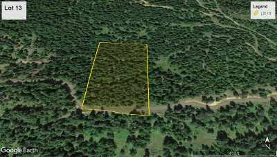 Lenore Residential Lots & Land For Sale: tbd Lot 13 Bland Road