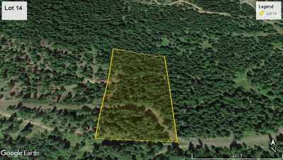Lenore Residential Lots & Land For Sale: tbd Lot 14 Bland Road