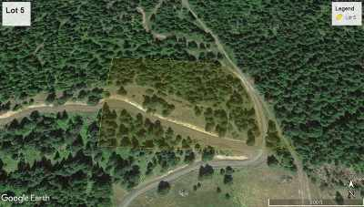 Lenore Residential Lots & Land For Sale: tbd Lot 5 Ceres Drive