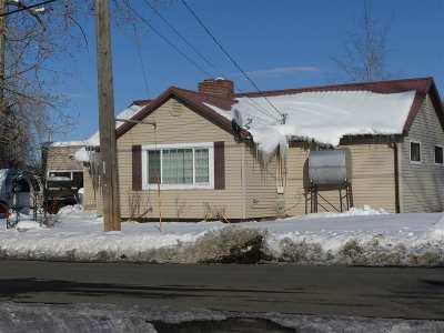 Grangeville Single Family Home For Sale: 311 North C Street