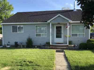 Grangeville Single Family Home For Sale: 715 S Washington Ave