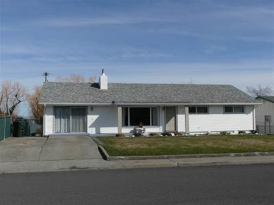 Grangeville Single Family Home For Sale: 721 Lincoln Avenue