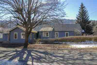 Orofino ID Single Family Home For Sale: $159,900