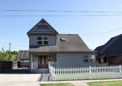 Lewiston Single Family Home For Sale: 210 1st Ave