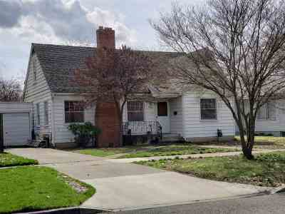Lewiston Single Family Home For Sale: 1022 10th Ave