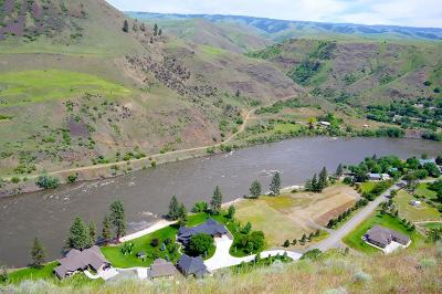 Adams County, Idaho County Residential Lots & Land For Sale: Parcel 4 Doumecq Road