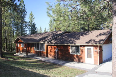 New Meadows Single Family Home For Sale: 3932 Camas Drive