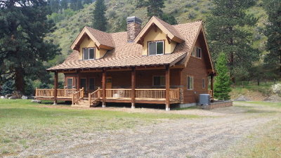 Riggins ID Single Family Home For Sale: $435,000
