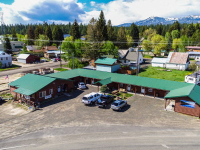 Cascade Commercial For Sale: 403 N. Main Street