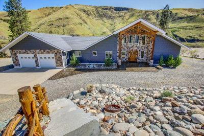 Adams County, Idaho County Single Family Home For Sale: 114 Scott Street