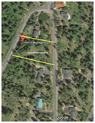 McCall Residential Lots & Land For Sale: 1612 Lakeridge Drive