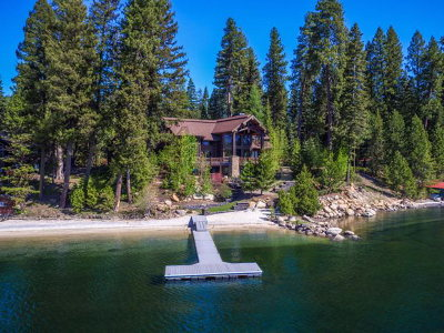 Valley County Single Family Home For Sale: 901 Wagon Wheel Road