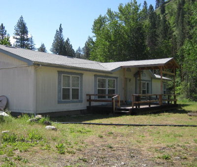 Pollock Single Family Home For Sale: 105 Rainbow Road