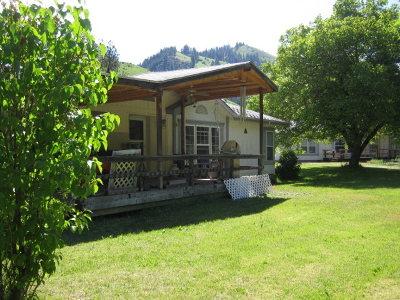 Pollock Single Family Home For Sale: 107 Rainbow Road