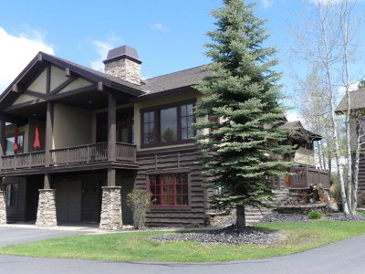 McCall Single Family Home For Sale: 1357 Greystone Drive