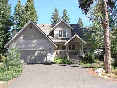 McCall Single Family Home For Sale: 1155 Majestic View Drive