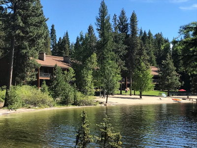 Valley County Single Family Home For Sale: 2635 Tamarack Bay Place #8A